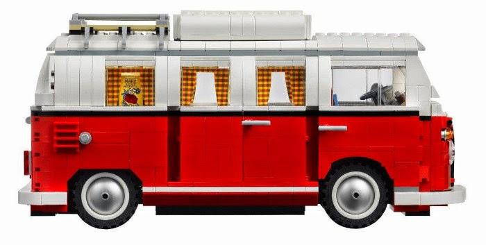 libros y juguetes 1demagiaxfa toys lego creator 10220 autocaravana volkswagen t1. Black Bedroom Furniture Sets. Home Design Ideas