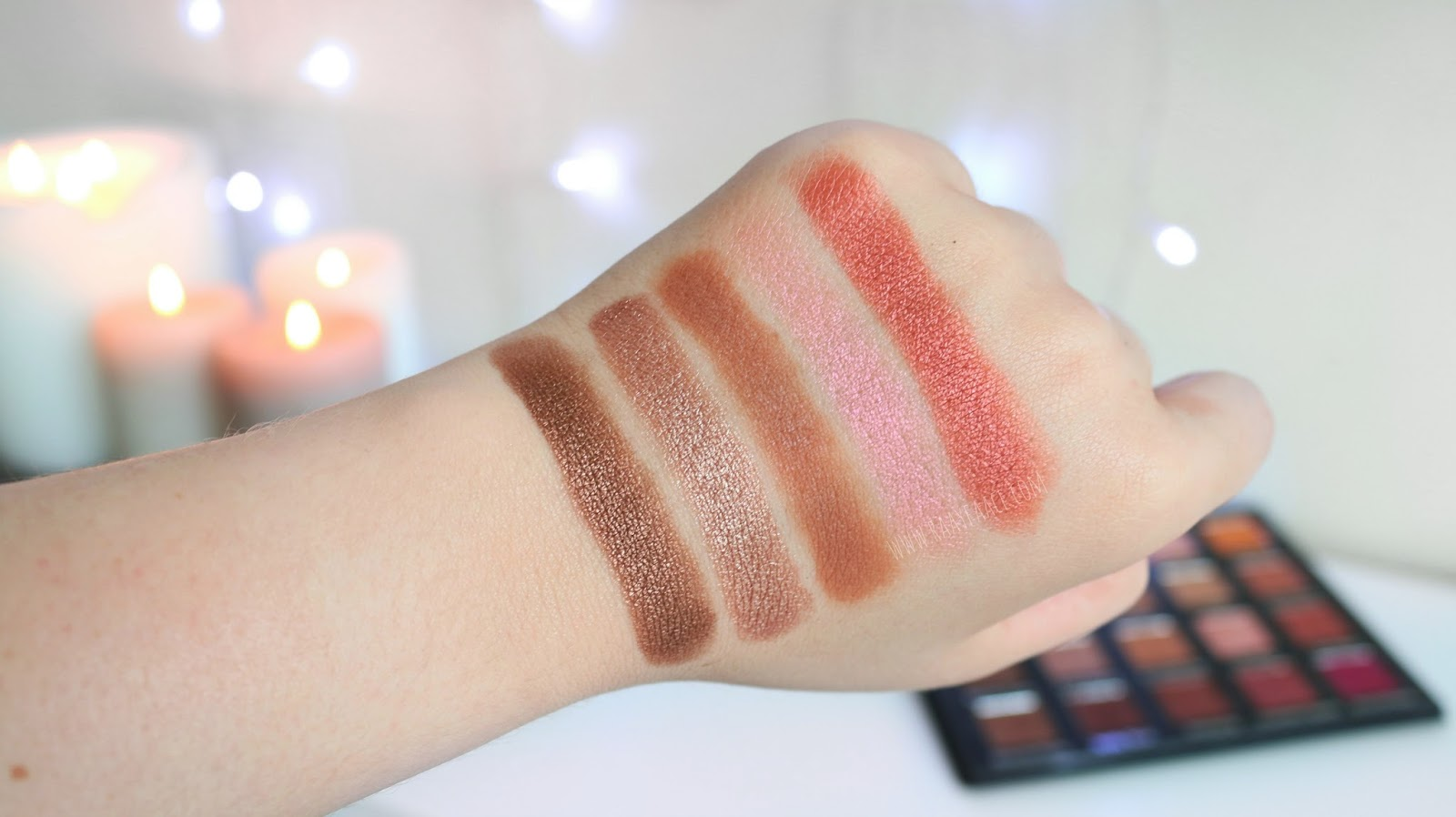 Violet Voss Holy Grail Swatches