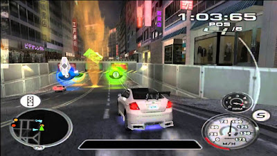 ppsspp racing games
