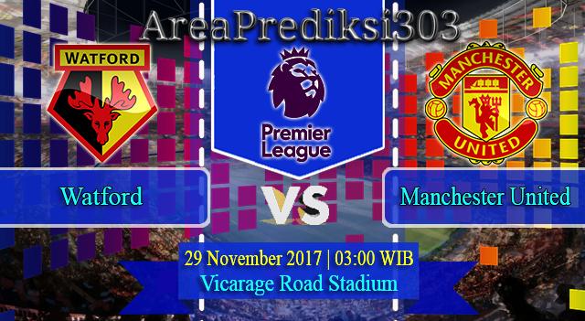 Prediksi Akurat Watford vs Manchester United