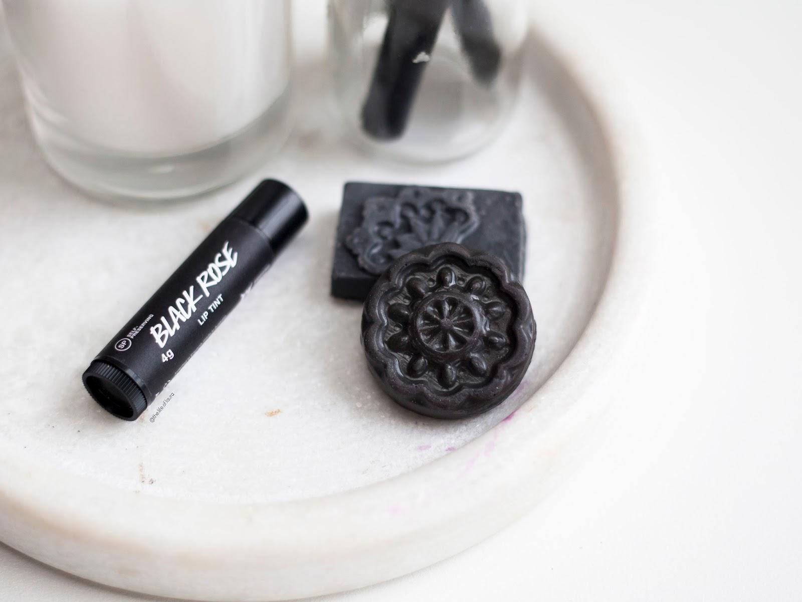 Lush Halloween Black Rose Lip Tint