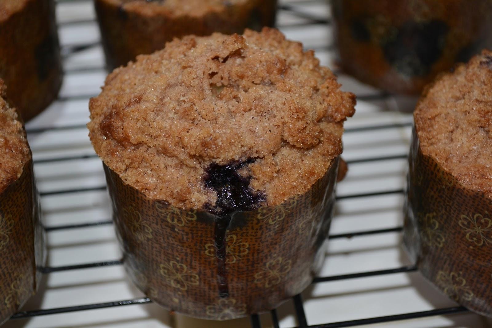 Live... Bake... Love...: Amazing Bakery Style Blueberry ... - photo#30