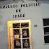 Triste Bahia: bandidos arrombam delegacia de Irará e levam arma e coletes balísticos
