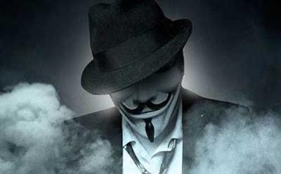 Inilah Serangan Hacker Anonymous Yang Mendapat Pengakuan Dunia
