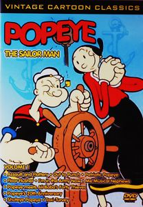 curiosity of a social misfit popeye the sailor man volume 1