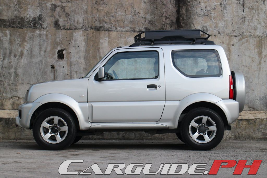 Review 2016 Suzuki Jimny Jlx M T Philippine Car News Car Reviews
