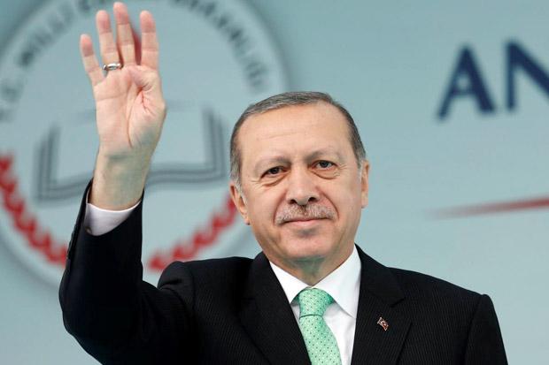 Intelijen Barat Peringatkan Upaya Pembunuhan Erdogan di Bosnia
