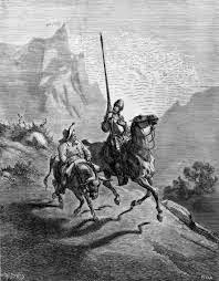 El legado de D. Quijote 1, Tomás Moreno, Ancile