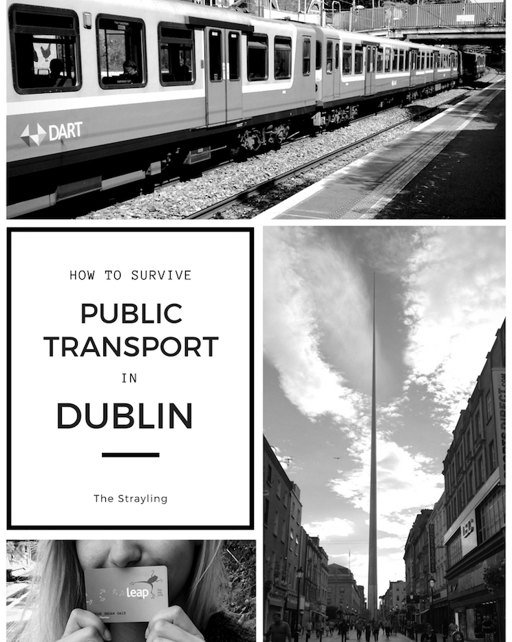 How to survive public transport in Dublin