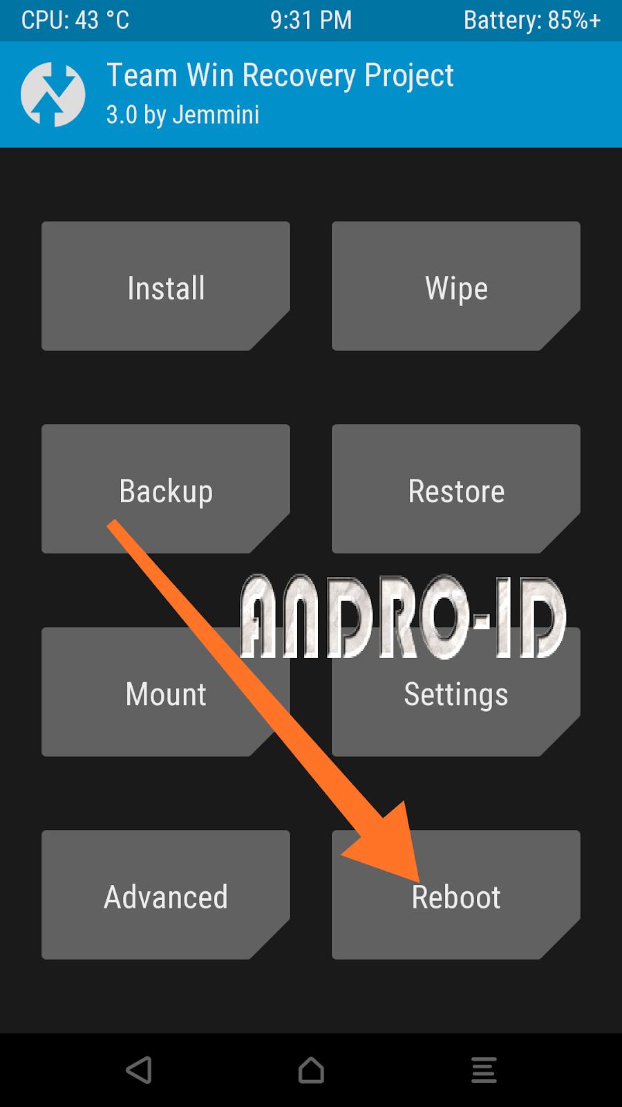 Update / Flashing Redmi 5 / Plus MIUI Global Stable ROM V10