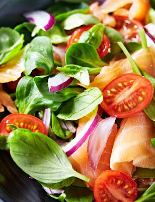 Low Fat Diet Recipes - Lunch Salad