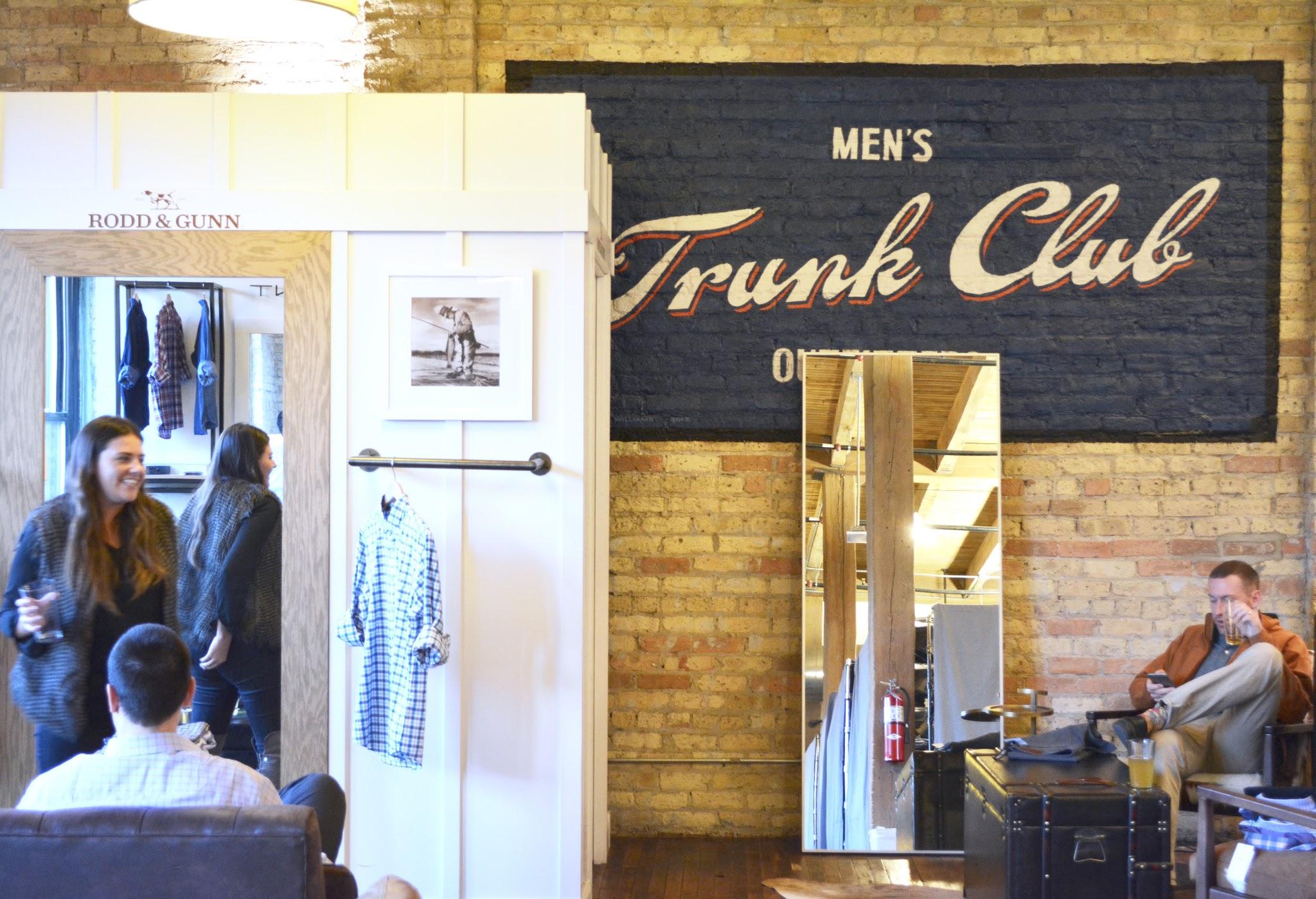 Trunk Club Chicago, Trunk Club,