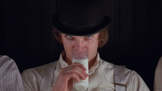 a clockwork orange alex delarge milk moloko plus vellocet stanley kubrick film