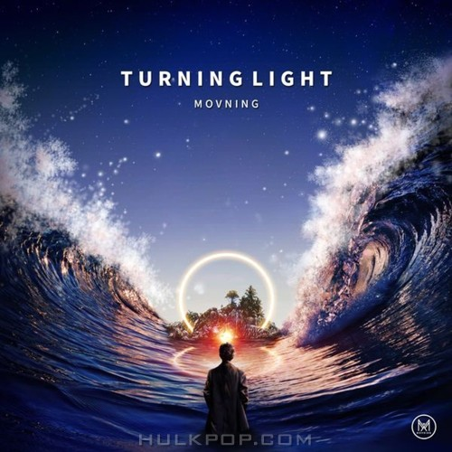 MOVNING – TURNING LIGHT – Single