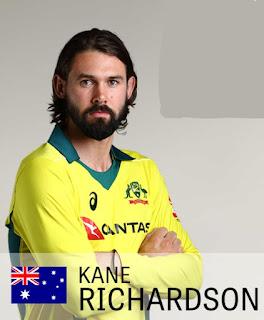 Kane Richardson image , kane Richardson in World Cup 2019