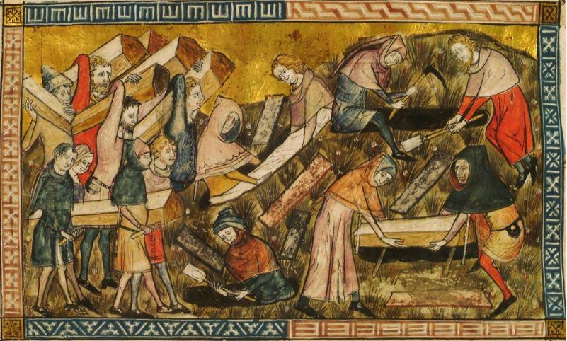 Resultado de imagen para peste en persia