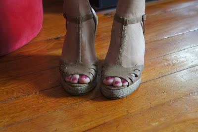 Chaussures à talons Texto