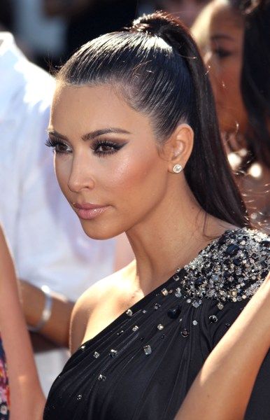 By Fashion Kim Kardashian Hairstyles