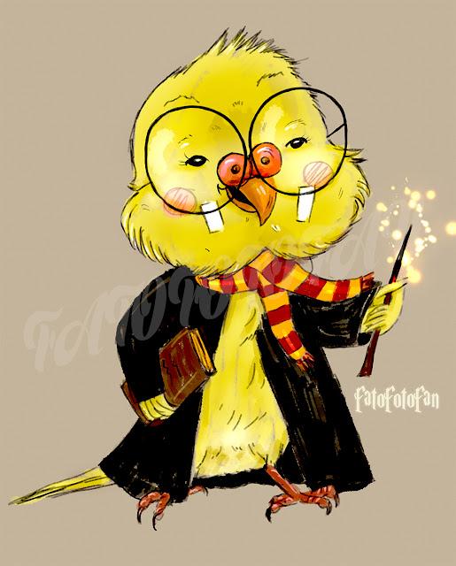 Harry Potter Çizimleri