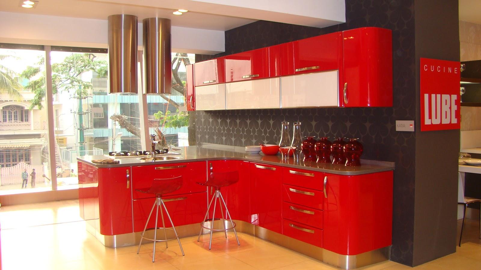 Modular Kitchens In Bangalore August 2013