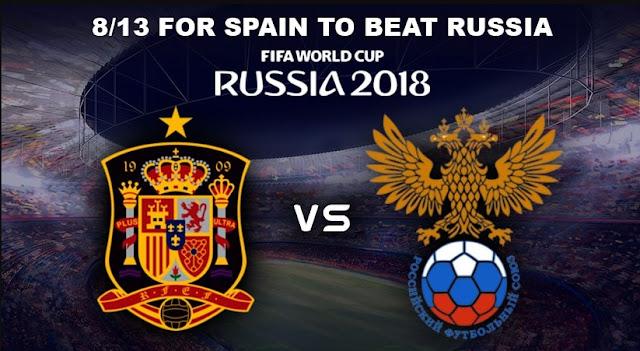 ركلات الجزاء وحكام الفار تقصى منتخب اسبانيا من كأس العالم  دور الستة عشر  كأس العالم 2018