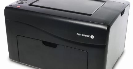 Work Driver Download Fuji Xerox Docuprint CP115W - Drivers Package