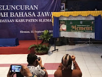Lestarikan Bahasa Jawa, Sleman Luncurkan Majalah Bahasa Jawa Memetri