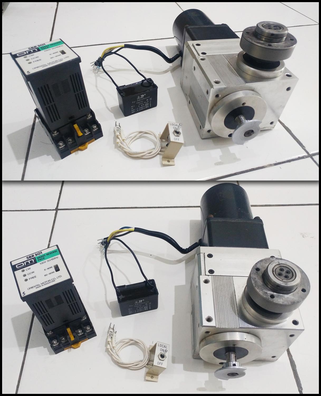 SBR501 Motor Speed Controls Oriental Motor 100V 50//60Hz Brake Reverse Pack