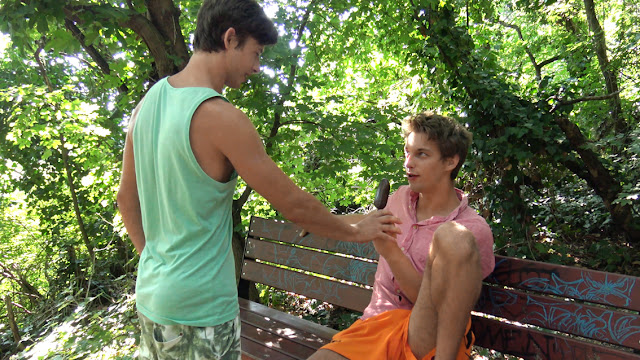 BelAmiOnline - Bastian Dufy and Jeremy Robbins