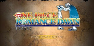 One Piece Romance Dawn ISO CSO Android