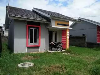 Kontrakan Rumah Komplek Pesona Alam Pontianak