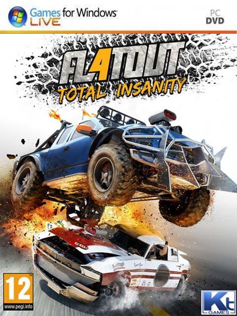 تحميل لعبة FlatOut 4 Total Insanity برابط مباشر + تورنت