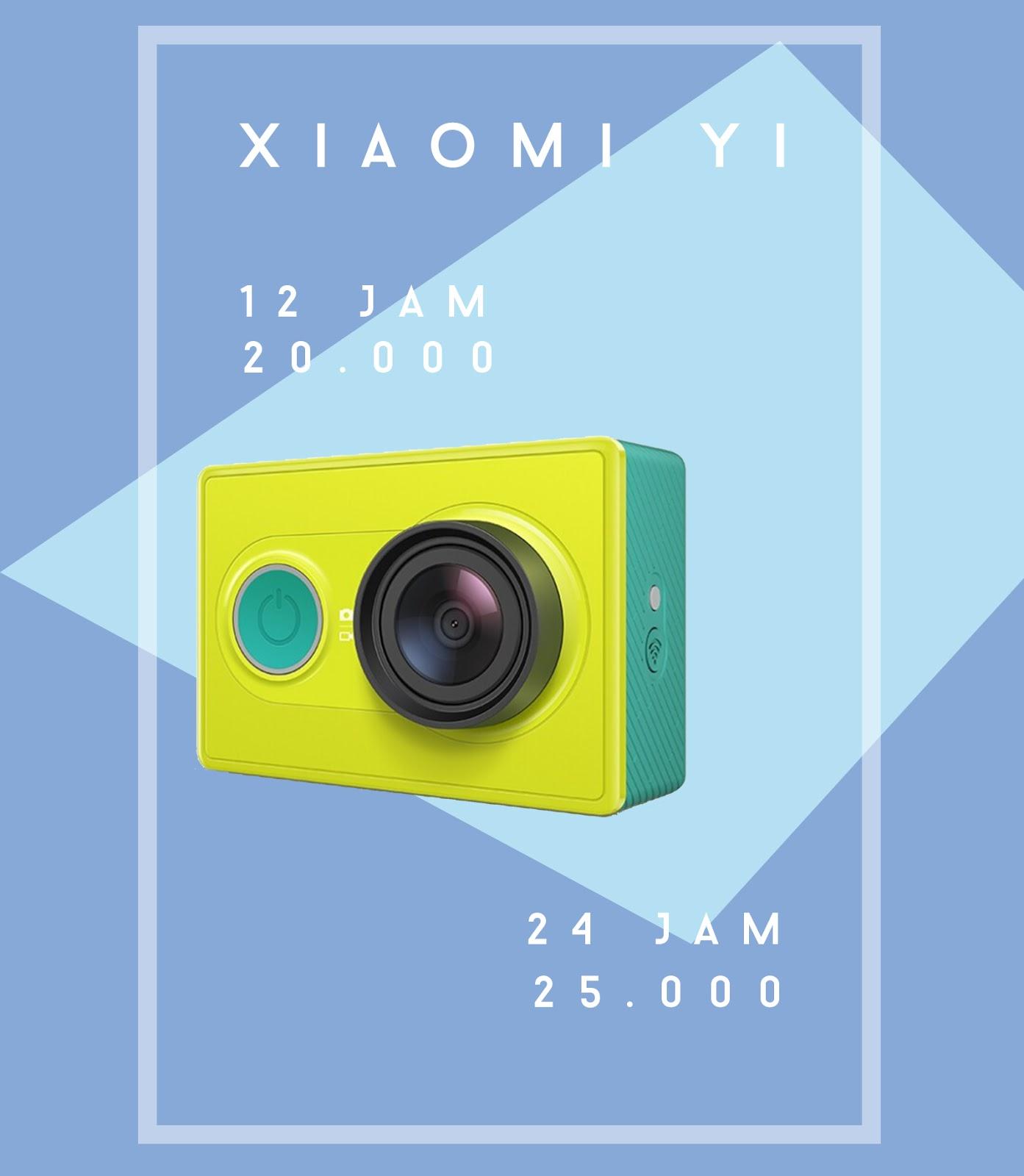 Xiaomi Yi series 1
