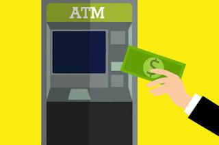 cara mengatasi tarik uang di atm namun uang tidak keluar