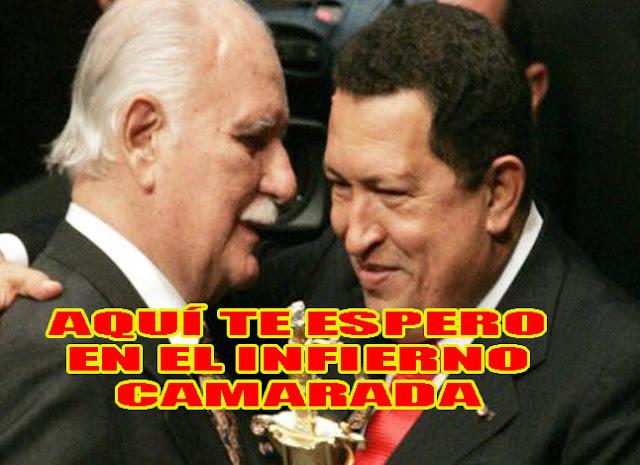 José Vicente Rangel sufre ACV y está crítico - Ivan Ballesteros