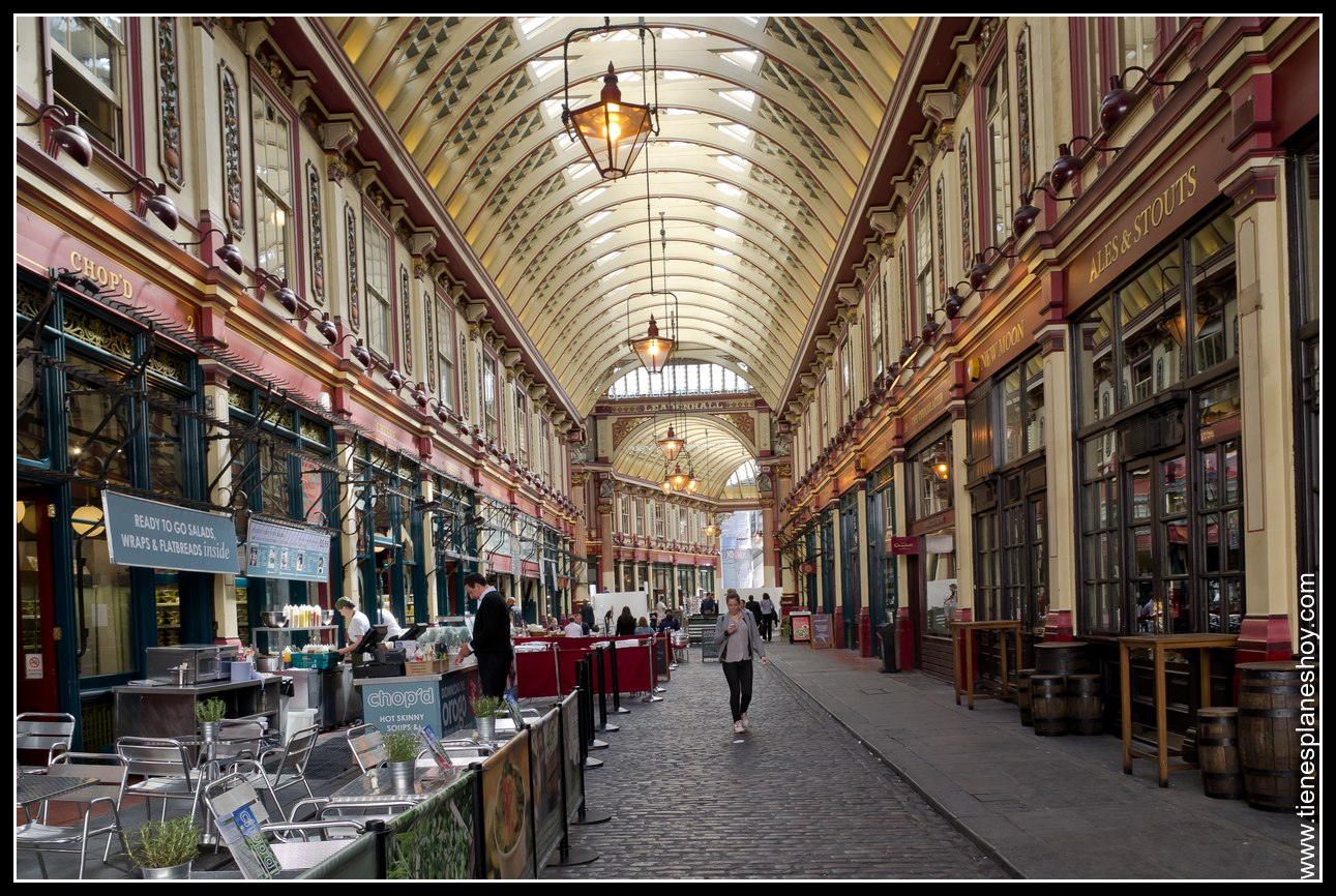 Leadenhall Market Londres (London)