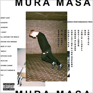 Mura Masa Ft Desiigner - All Around The World