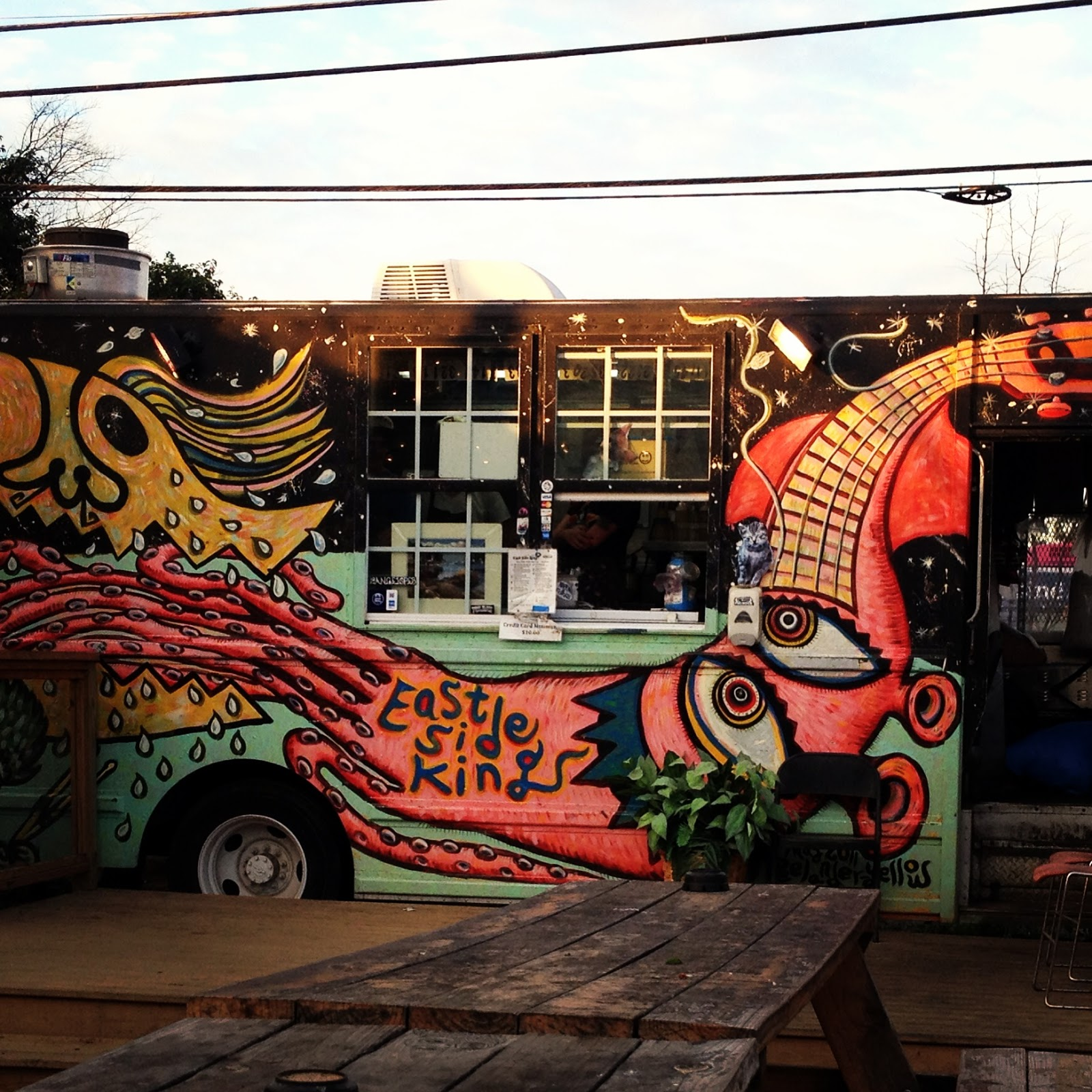Jt S Barbecue Food Truck
