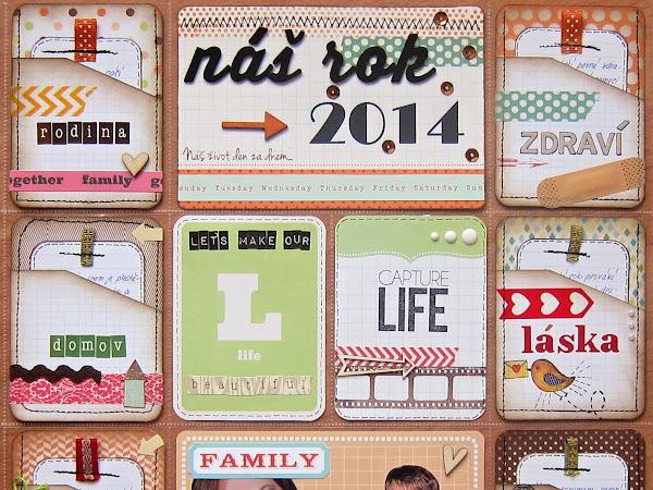 Titulní stránka 2014 + Challenge PA leden 2014