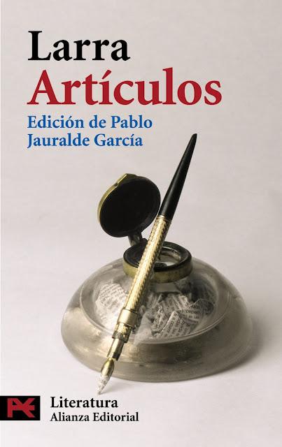 literatura mariano josé de larra, mariano josé de larra, articulos costumbristas, articulos romanticismo español