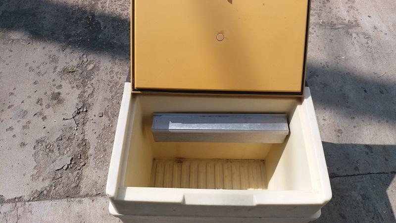 Lada frigorifica Electrolux