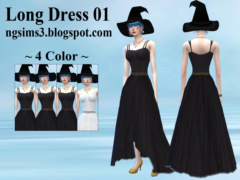 NG Sims 3: Su Pastel - TS4 Sims Model