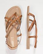 Sandały japonki Zalando