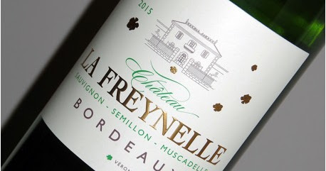 Winter Whites: Chateau La Freynelle Bordeaux Blanc 2015