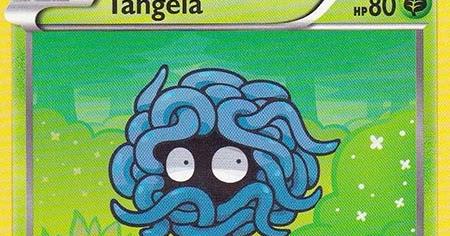 Tangela Strategie