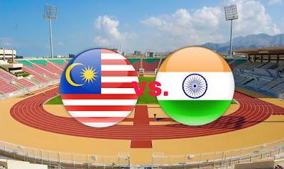 Live Streaming Malaysia vs India Hoki Trofi Juara-Juara Asia 24.10.2018