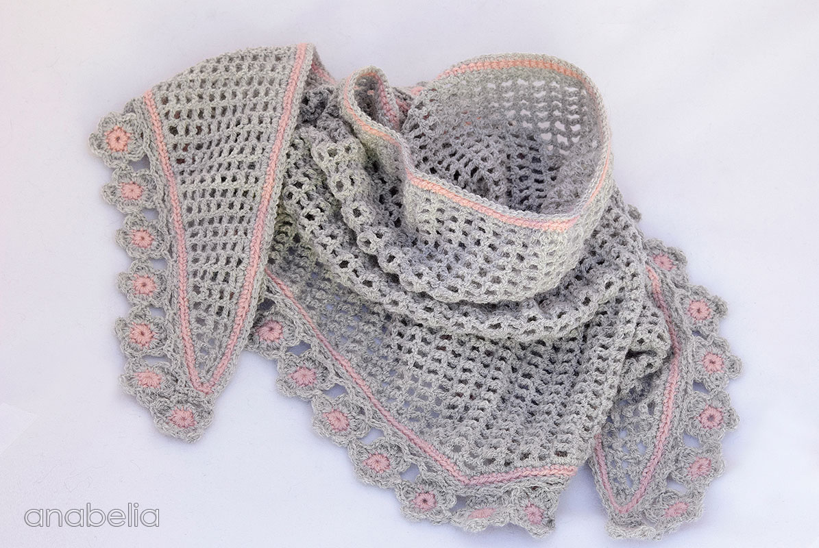 Asombroso Patrón De Crochet Para Carenado Inspiración - Manta de ...
