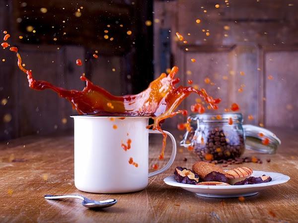 Îți place cafeaua? Eu o ador!