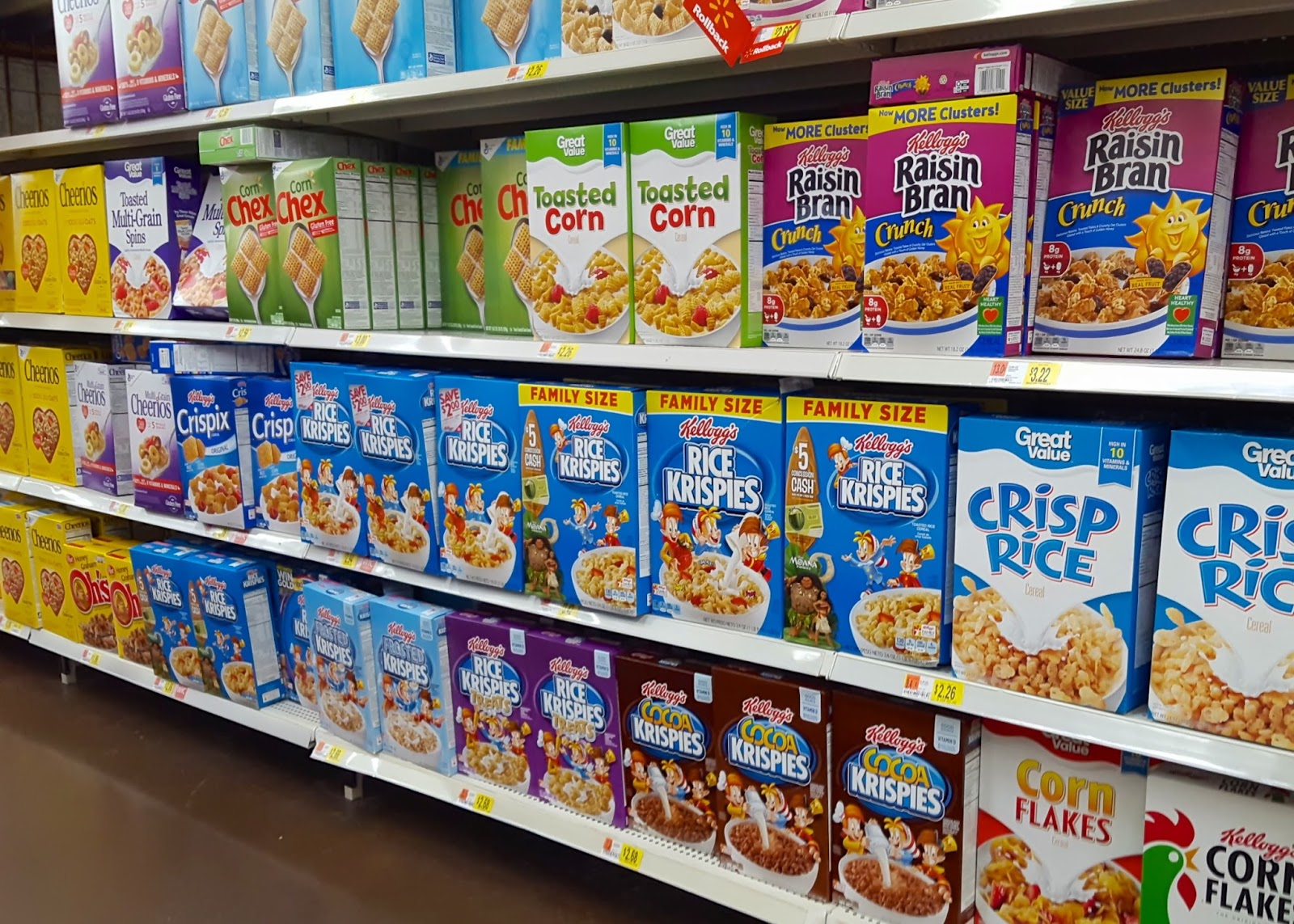 borrowed heaven: Ultimate Vanilla Rice Krispies® Treats