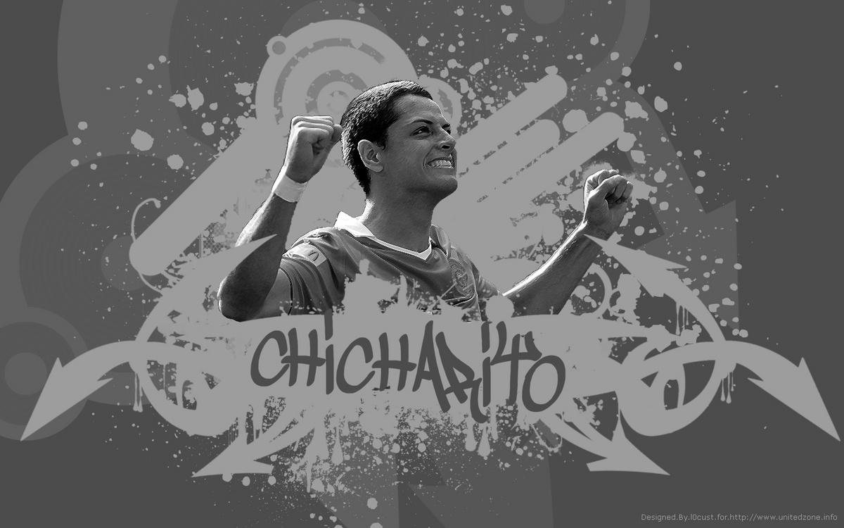 "Wallpaper Free Picture: Javier ""Chicharito"" Hernandez"